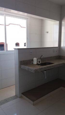 Apartamento com 2 dormitórios à venda, 63 m² por R$ 210.000,00 - Santa Mônica - Uberlândia - Foto 3