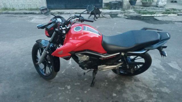 Vendo Titan Honda moto  - Foto 4
