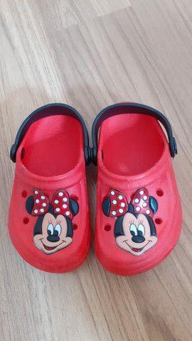 Crocs Infantil Para Menino e Menina (Calçados  Novos) - Foto 3