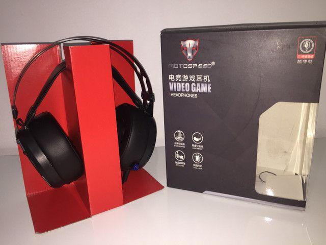 Headset Gamer Motospeed  - Foto 3
