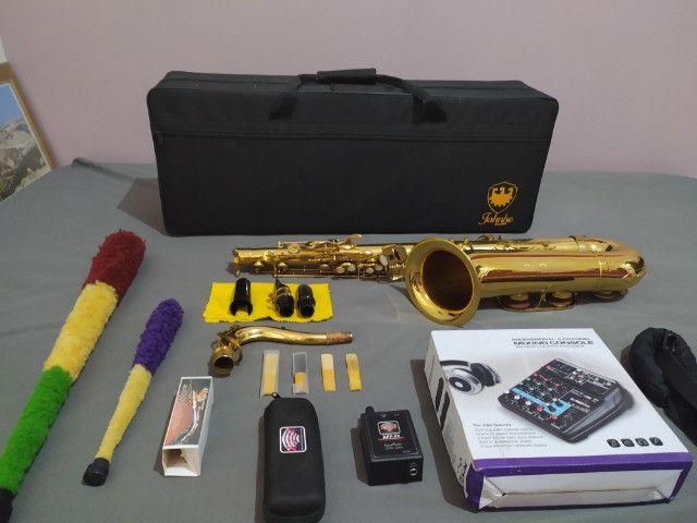 Saxofone Tenor - Foto 5
