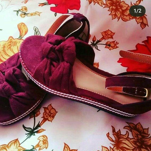 Sapatos femininos diversos modelos variados número - Foto 5