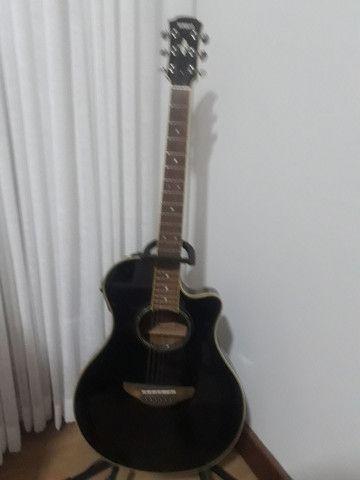 Violão Yamaha APX 700 - Foto 4