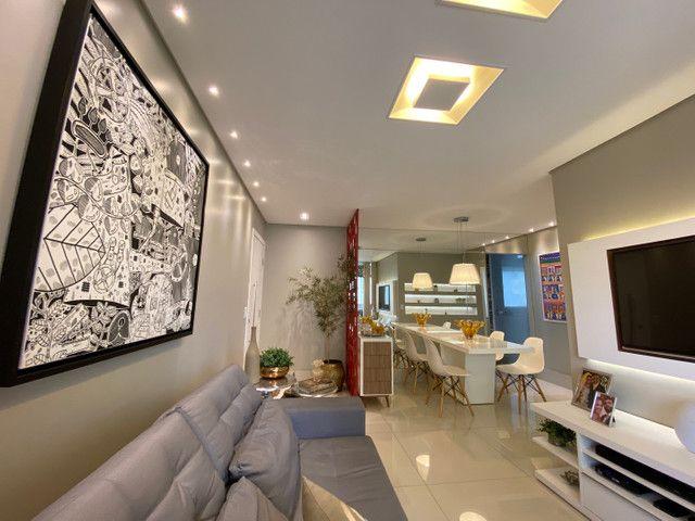 Belíssimo apartamento todo reformado 3 quartos sendo 1 suíte Nova Suíça Ed. Navegantes - Foto 3