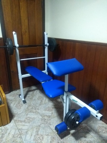 Estação de Musculação - Foto 5