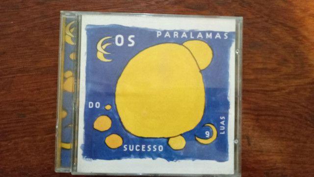 Cd Paralamas do sucesso ( nove luas )1996