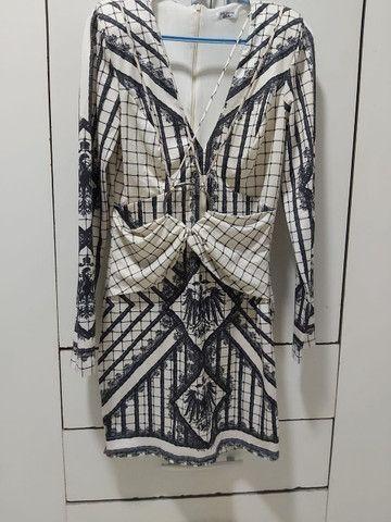 Vestido da marca LANÇA PERFUME - Foto 2
