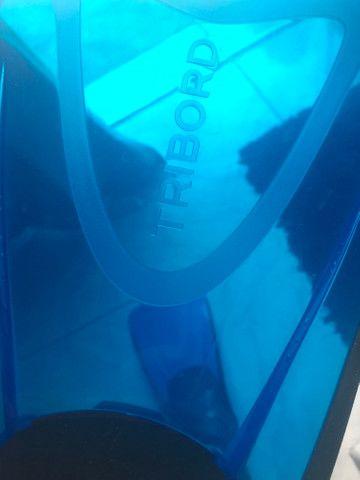 Nadadeira pé de paro Tribord