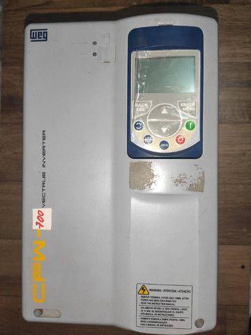 Inversor de frequência Weg CFW700 15CV 380V