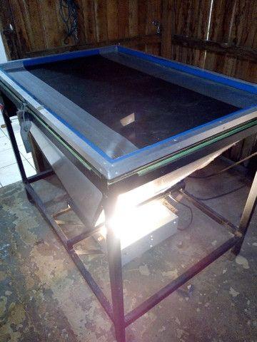 Gravadora telas Silk - Foto 2