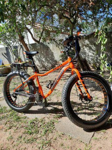 Bagageiro para bike - Fatbike - Foto 5