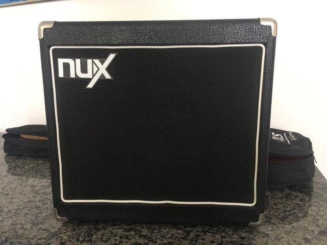 Caixa Amplificadora Mighty-30X Marca Nux - Foto 5