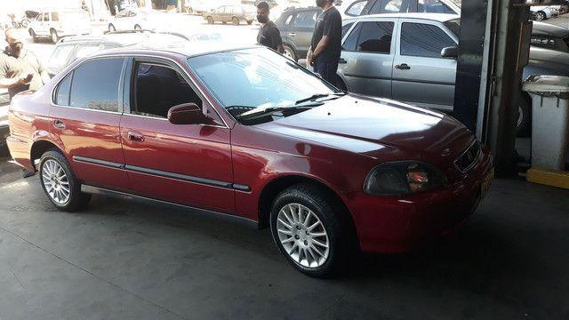 Civic LX 1998  - Foto 5