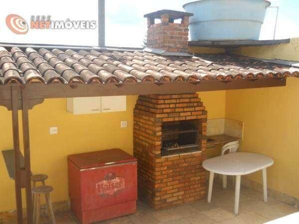 Casa de condomínio à venda com 4 dormitórios em Rio branco, Belo horizonte cod:470529 - Foto 15