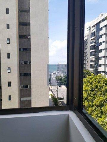Apartamento com 1 dormitório para alugar, 40 m² por R$ 2.000/mês - Boa Viagem - Recife/PE - Foto 8