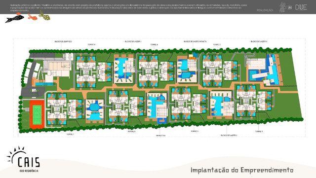 FG* 4Suítes-Pé na Areia-Praia de Muro Alto-175m²-Beach Club e Restaurante Beira Mar - Foto 6