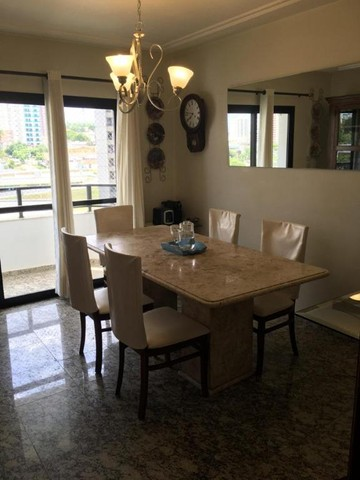 Apartamento Mobiliado com 4 dormitórios para alugar, 239 m² por R$ 5.000/mês - Chácara Urb - Foto 8
