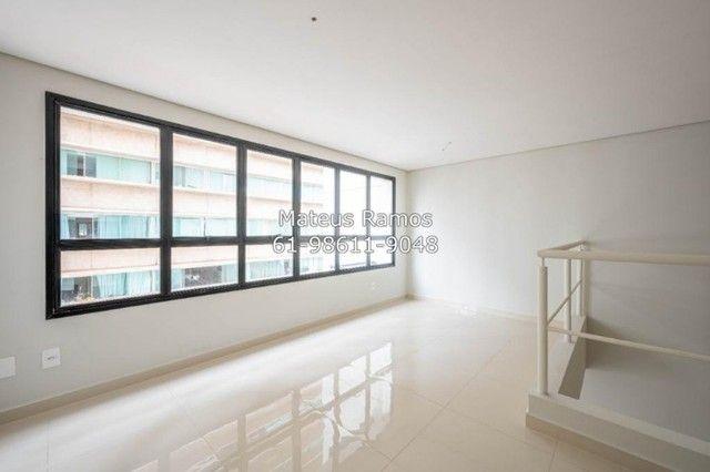 Loft Duplex 55 m² - Sunset Boulevard - Águas claras - 50% à vista e 50% financiamento - Foto 5