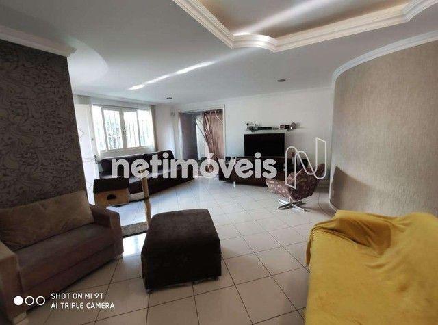 Casa à venda com 4 dormitórios em Bandeirantes (pampulha), Belo horizonte cod:481694