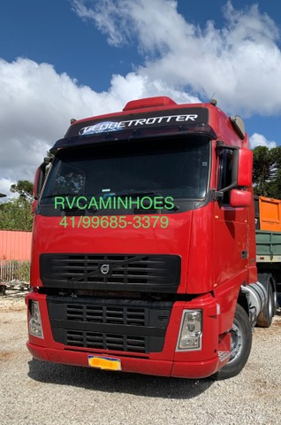 Volvo fh 460  6x2 - Foto 2