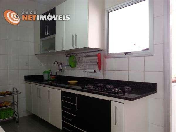 Apartamento à venda com 4 dormitórios em Castelo, Belo horizonte cod:44168 - Foto 5