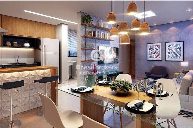 Apartamento à venda 2 quartos 1 suíte 1 vaga - Dona Clara - Foto 2