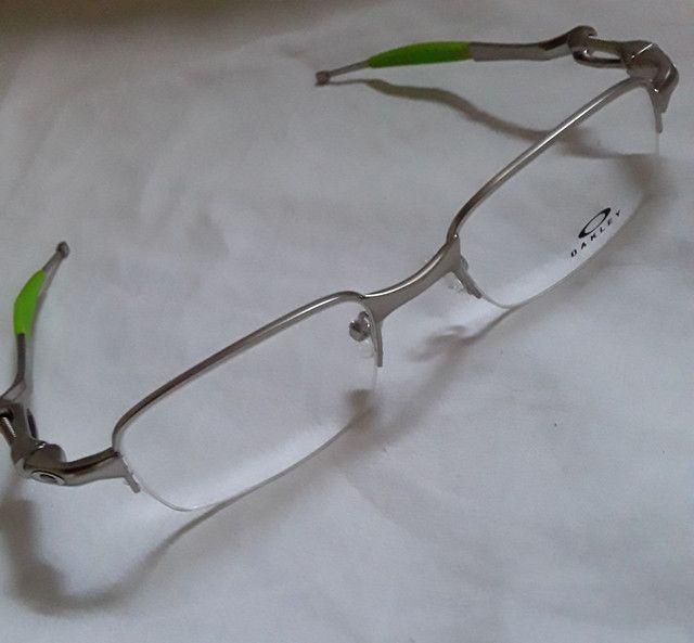 Óculos Descanso Oakley *Novo* $120.00