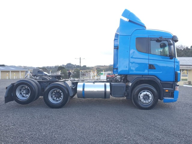 Scania R124 420 6x2 - Foto 4