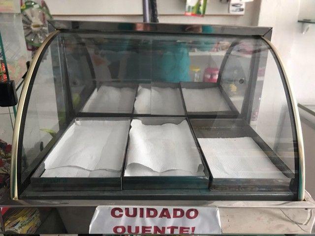 Estufa/ máquina de sorvete/ expositora - Foto 4