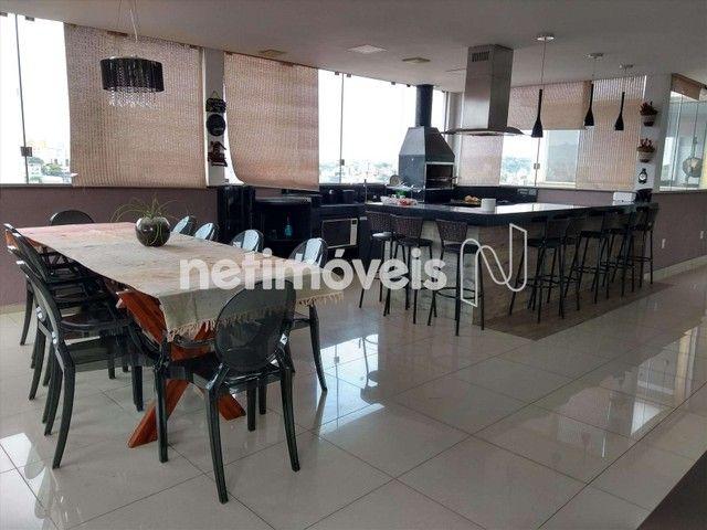 Apartamento à venda com 5 dormitórios em Monsenhor messias, Belo horizonte cod:57370 - Foto 3