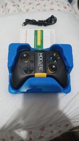 Gamepad Mocute (Controle Wireless) - Foto 3