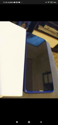Redmi Note 8 T  Novo sem marcas de uso Perfeito  - Foto 4
