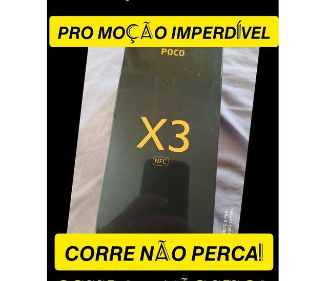 Poco x3 NFC 6/128 azul
