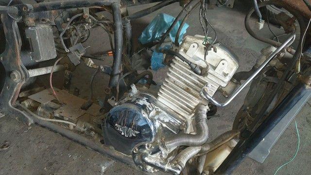 motor completo ghost spyder 300 cc - Foto 5