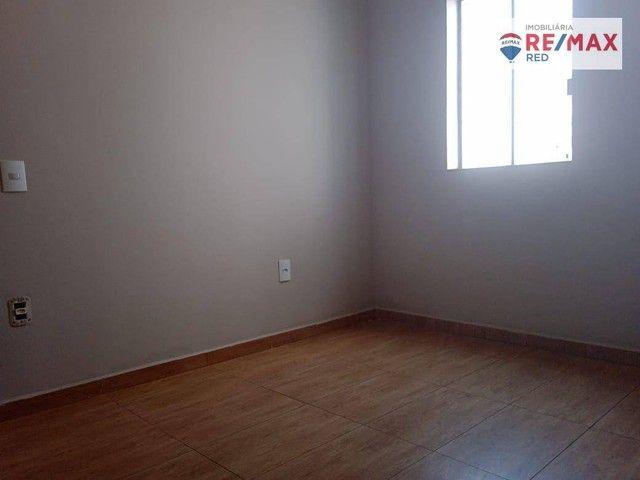 Apartamento com 3 dormitórios à venda, 100 m² por R$ 255.000,00 - Campo Alegre dos Cajiros - Foto 10