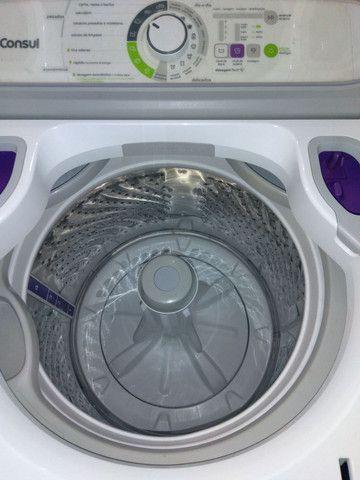 Maquina de lavar roupas Consul 15kg novíssima  - Foto 5