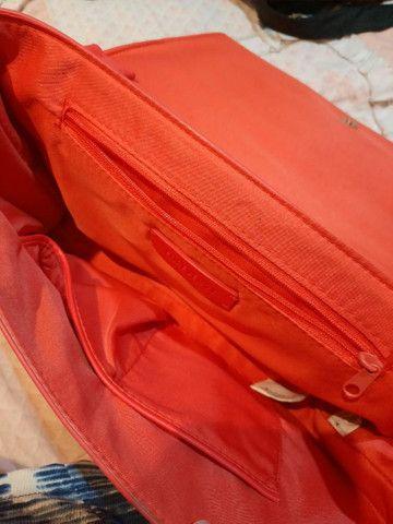 Bolsa vermelha forever 21 - Foto 3
