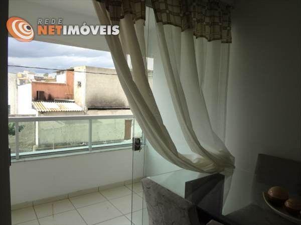 Apartamento à venda com 2 dormitórios em Paquetá, Belo horizonte cod:520666 - Foto 2