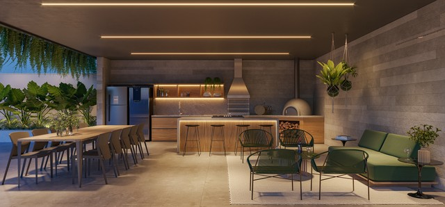 Vitória -  Apartamento Padrão  - ENSEADA DO SUA - Foto 5