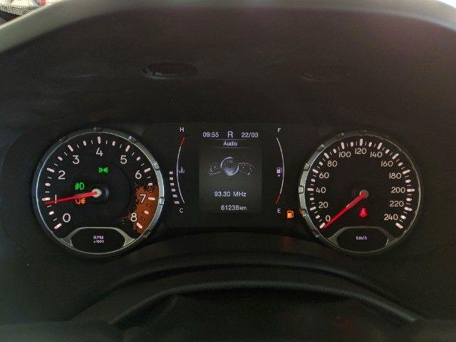 Jeep Renegade 1.8 Flex Longitude Automático 2019 Branco! - Foto 17