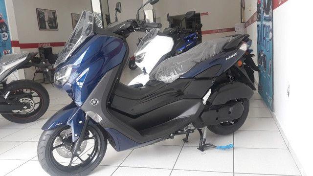 Nmax 160cc Abs 0Km Sem Entrada modelo 2022