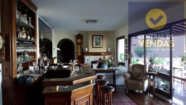 Casa à venda com 5 dormitórios em Garças, Belo horizonte cod:482 - Foto 4