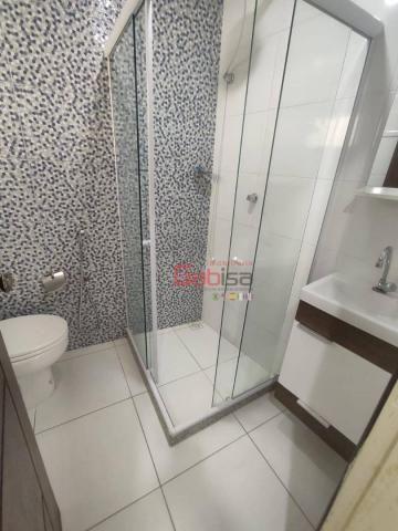 Apartamento com 3 dormitórios para alugar, 90 m² por R$ 2.800,00/mês - Algodoal - Cabo Fri - Foto 8
