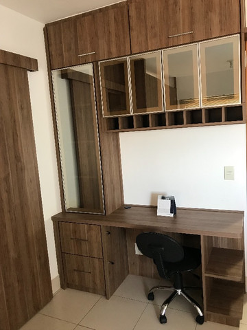 Apartamento Mobiliado (Studio) 1 Quarto - c/ Garagem - Próximo Parque Mãe Bonifácia - Foto 7