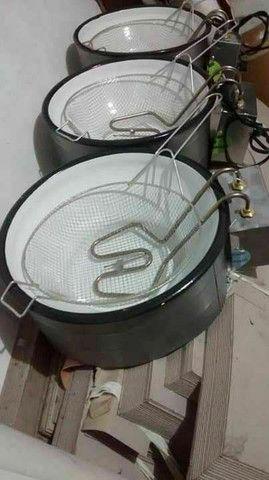 Fritadeira elétrica 110wts