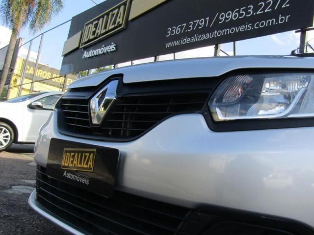 Renault LOGAN Expression Flex 1.0 12V 4p - Foto 9