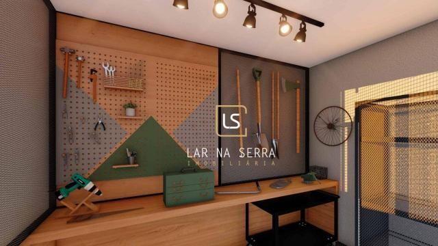 Apartamento à venda, 116 m² por R$ 698.700,00 - Centro - Gramado/RS - Foto 20