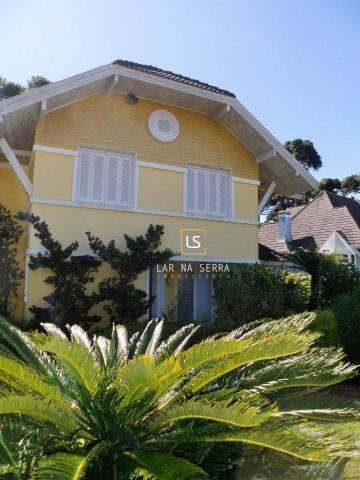Casa com 4 dormitórios à venda, 272 m² por R$ 2.300.000,00 - Laje de Pedra - Canela/RS - Foto 2