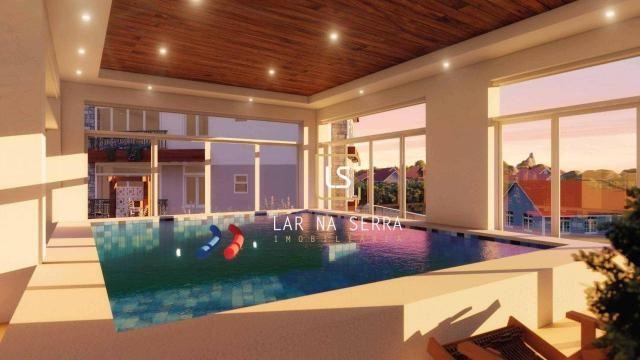 Apartamento à venda, 116 m² por R$ 698.700,00 - Centro - Gramado/RS - Foto 12