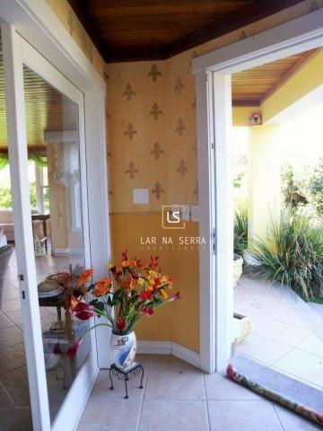 Casa com 4 dormitórios à venda, 272 m² por R$ 2.300.000,00 - Laje de Pedra - Canela/RS - Foto 7